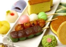 Japanese Desserts and Cakes